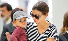 Сына Миранды Керр и Орландо Блума ждет модельное будущее
