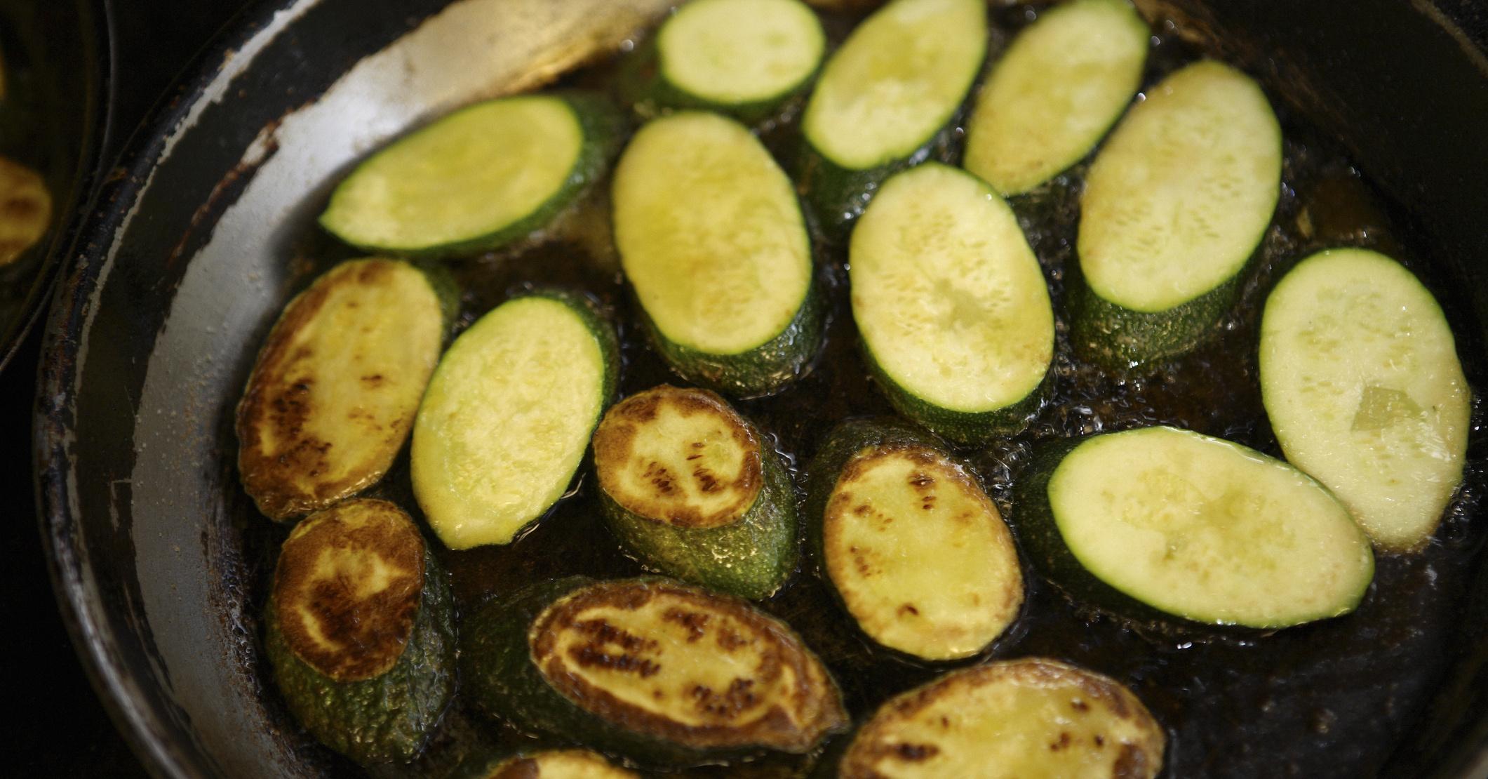 Котлеты из кабачков и баклажан рецепты быстро и вкусно