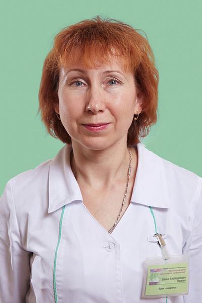 Еськина татьяна александровна невролог отзывы