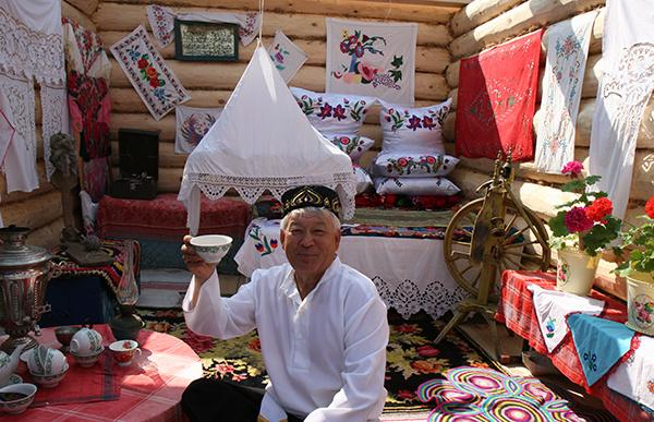 праздник Сабантуй в Тюмени День города 2014