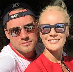 Елена Летучая вышла замуж в Греции