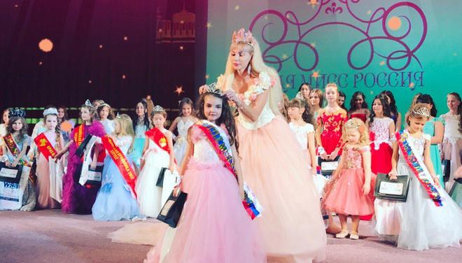 Юная Мисс Россия-2017 Кристина Каницкая