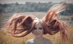 Как Рапунцель: шикарные волосы Тулы