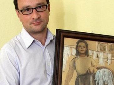 Поляк хочет жениться на женщине с картины