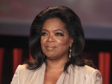 Опра Уинфри (Oprah Winfrey) заняла первое место по доходам