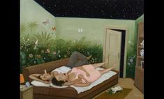 Художник недели: просветленная бытовуха в картинах Губарева