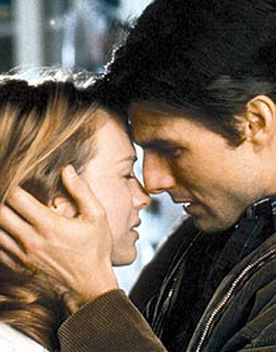 Том Круз (Tom Cruise) и Рене Зеллвегер (Rene Zellweger)