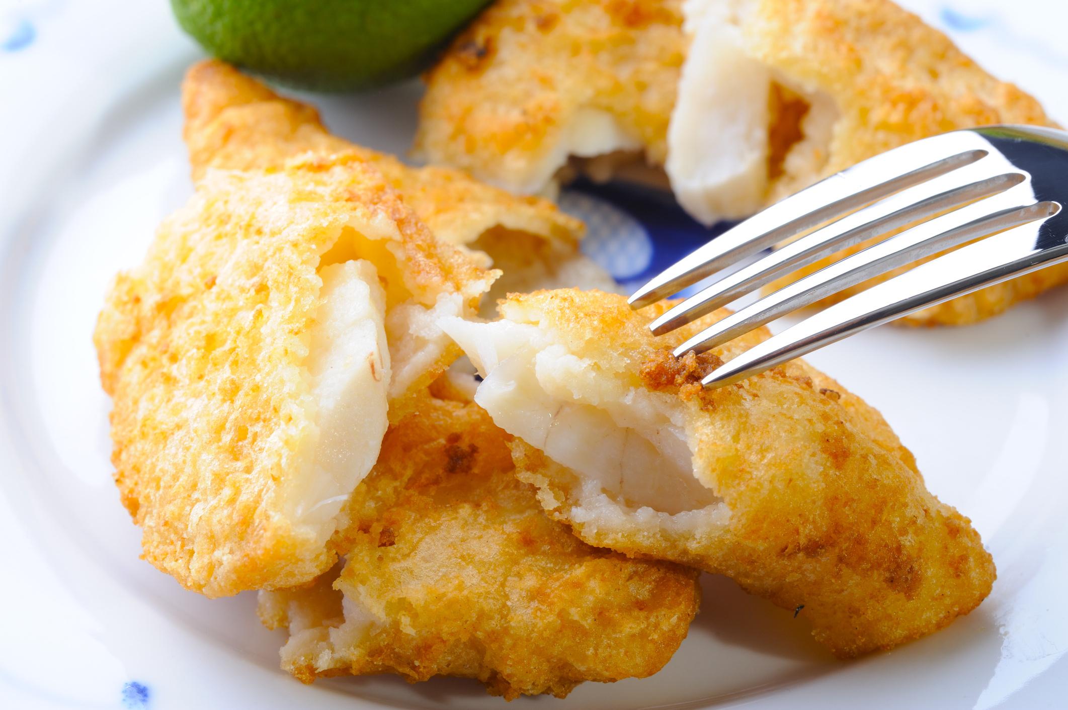 Рыба в кляре рецепт пошагово с майонезом