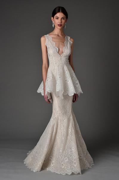 Лучшие коллекции Недели свадебной моды   галерея [1] фото [5]