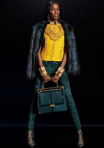 Balmain x H&M: одежда