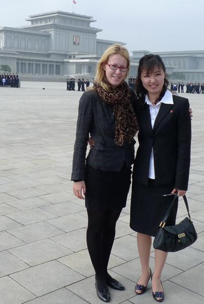 Ксения любит экзотические и познавательные путешествия. Не жалеет на это ни денег, ни времени. В 2008 году Собчак побывала в Северной Корее и считает, что эта поездка была одна из самых лучших.