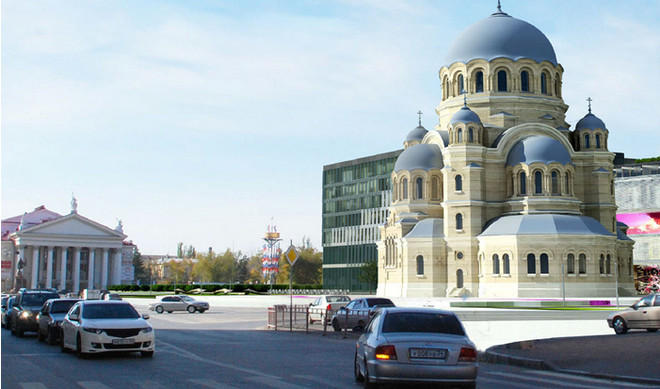 Храм Александра Невского фото