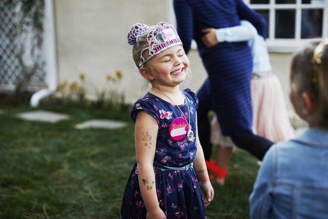 сценарий день рождения девочке 5 лет