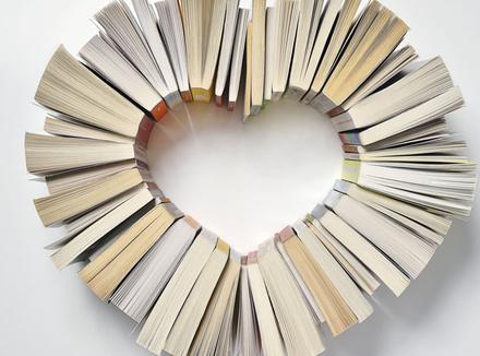 Сердце из книг