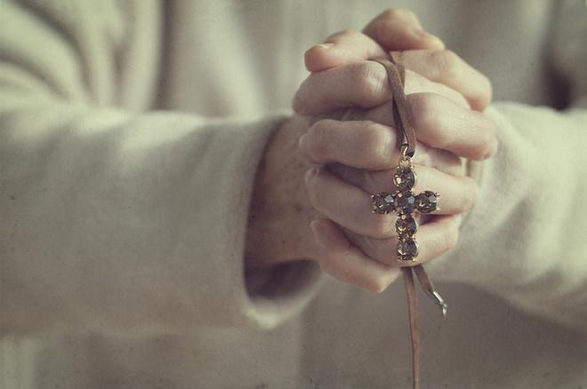 почему нельзя подбирать крестик