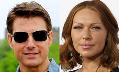 Том Круз встречается с Лорой Препон