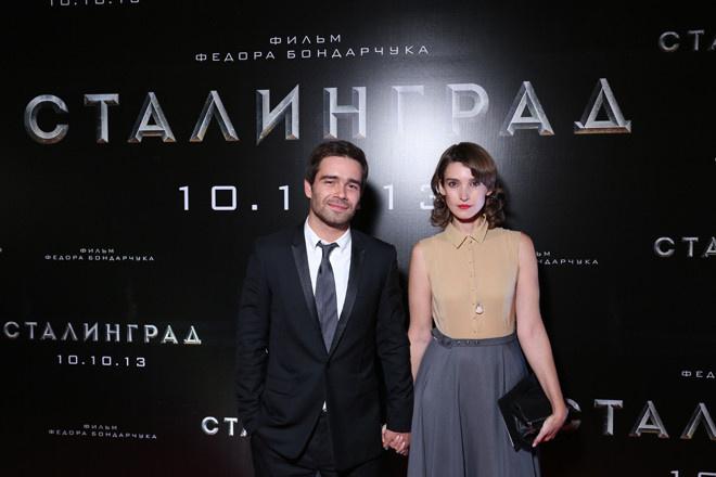 Петр Федоров и Анастасия Иванова