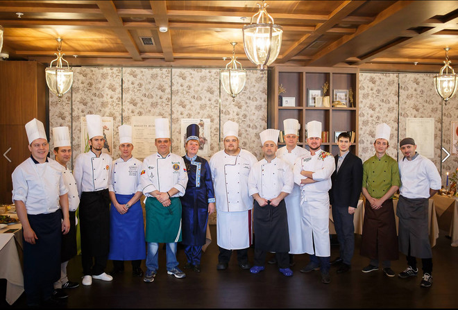Шеф-повара всех ресторанов-участников Тюменского гастрономического фестиваля-2015