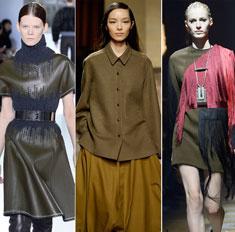 Главные тренды осени-2014: как носить и где купить