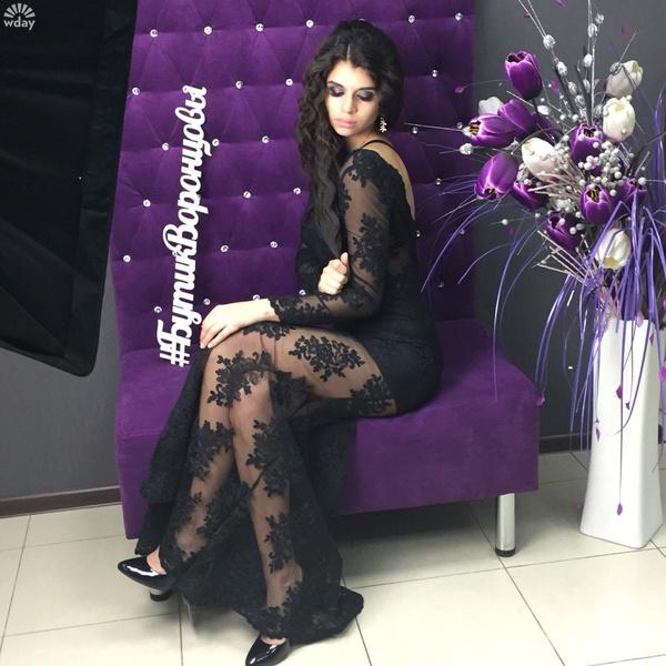 Алиана Гобозова снялась в рекламе для бутика