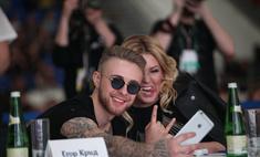Ирина Дубцова и Егор Крид провели выходные в Краснодаре