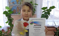 Маленькую астраханку пригласили на Кремлевскую елку