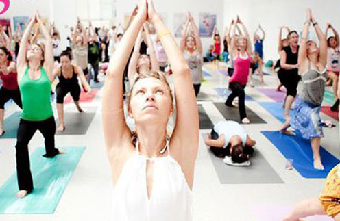 Бикрам йога(Горячая йога)