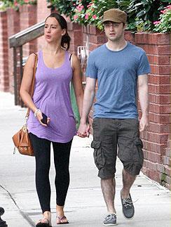 Дэниэл Редклифф (Daniel Radcliffe) и его новая девушка