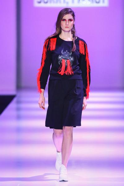 Молодые дизайнеры на Неделе моды в Москве | галерея [4] фото [1]