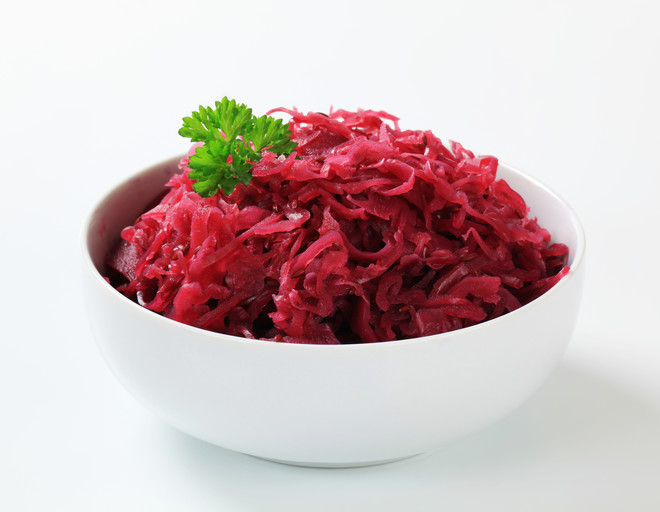 Маринованная капуста по-грузински со свеклой: 3 рецепта ...