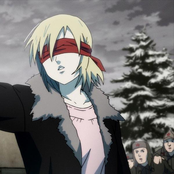 Первый российский мультфильм, снятый в Японии.