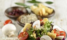 Грибной салат: рецепт идеальной закуски