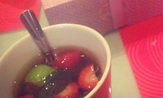 Ксения Бородина поделилась любимым рецептом чая