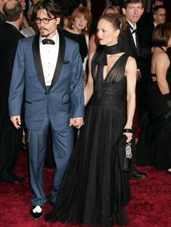 Джонни Депп (Jhonny Depp) и Ванесса Паради (Vanessa Paradis) идеально подходят друг другу