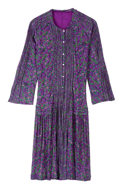 Платье, Roberto Cavalli.