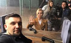 Гагарина и Баста снимают совместный клип