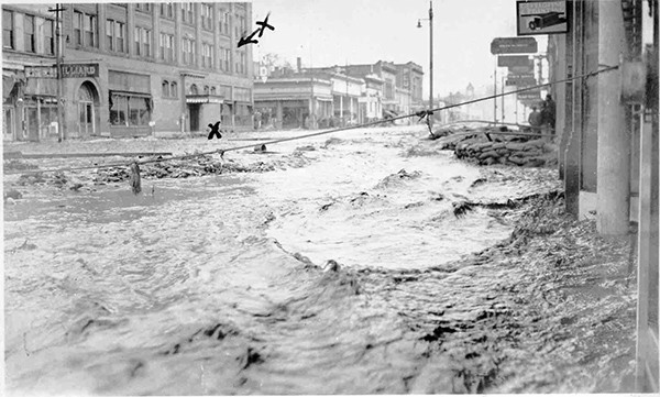 Наводнение 1931 года в Китае, фото
