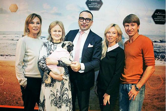 Ягудин и Тотьмянина показали новорожденную дочку