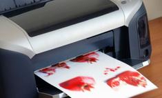В США изобретен принтер для еды