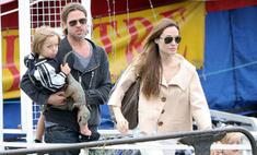 Анджелина Джоли отправится в путешествие на праздники