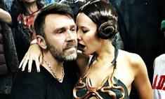 Полуголая Собчак фотографировалась в обнимку со Шнуровым