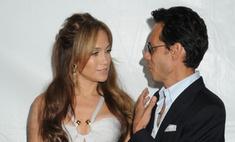 Дженнифер Лопес не смогла простить мужу измену