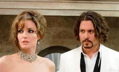 Анджелина Джоли и Брэд Питт вдохновили Джонни Деппа