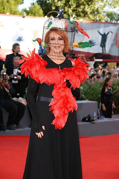 Марина Рипа ди Меана на 70-м Венецианском фестивале