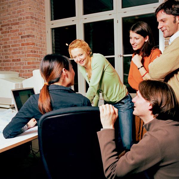 Давайте делиться с коллегами своими позитивными эмоциями!