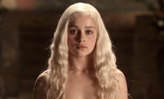 Эмилия Кларк рассказала о съемках ню в «Игре престолов»