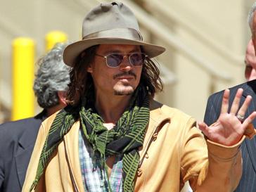 Джонни Депп, Johnny Depp, курьезы, ресторан, чаевые, кино