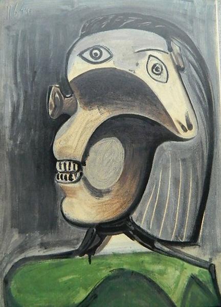 Выставка графики Пабло Пикассо «Параграфы» в Ростове, куда пойти в Ростове, афиша Ростова