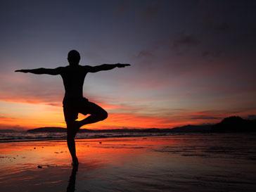 Древние позы йоги защитят от самозванцев
