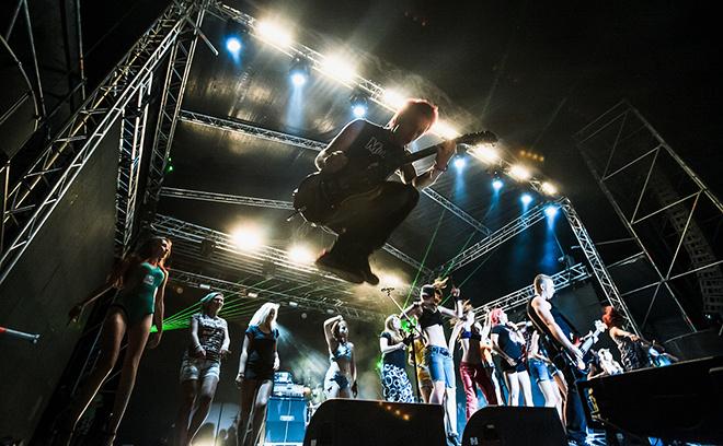 фестиваль Кубана 2014